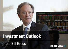 Investment Outlook from Bill Gross