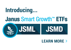 Introducing Janus Smart Growth ETFs