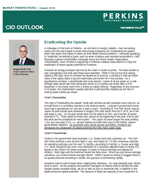 CIO Outlook: Eradicating the Upside