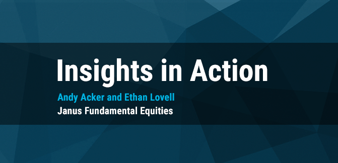 Insights in Action - Andy Acker and Ethan Lovell