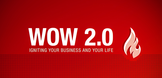 WOW 2.0: IGNITING YOUR BUSINESS AND YOUR LIFE