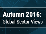 Global Sector Views Autumn 2016: The Pain Won't Last